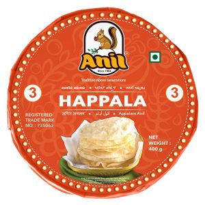Anil Foods-APPALAM-3NO-400GM