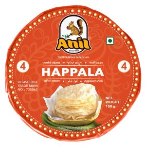 Anil Foods-APPALAM-4NO-150GM