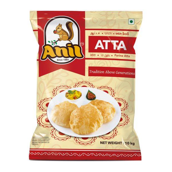 Anil Foods-ATTA- 10KG