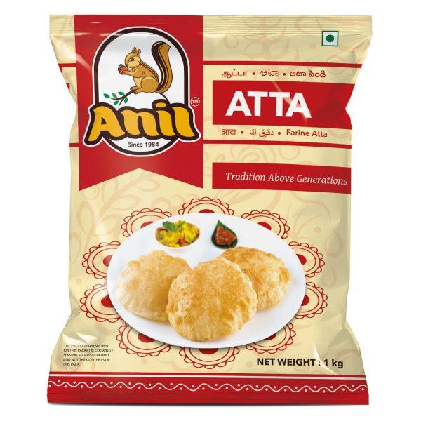 Anil Foods-ATTA – 1KG