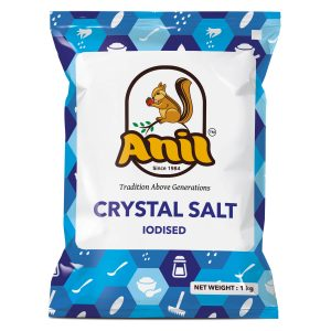 Anil Foods-CRYSTAL SALT -1KG