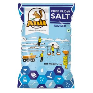 Anil Foods-FREEFLOW SALT-1KG