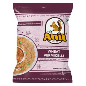 Anil Foods-WHEAT VERMICELLI-180GM
