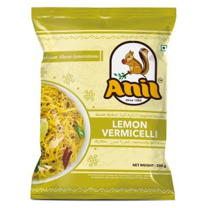 Anil Foods-LEMON VERMICELLI-200GM