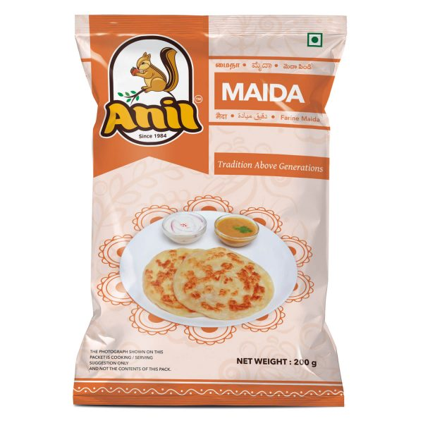 Anil Foods-MAIDA-200GM