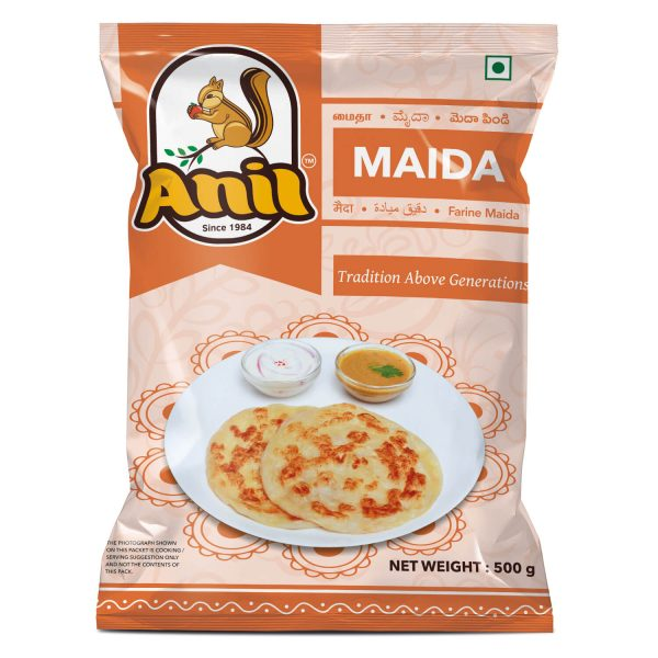 Anil Foods-MAIDA-500GM