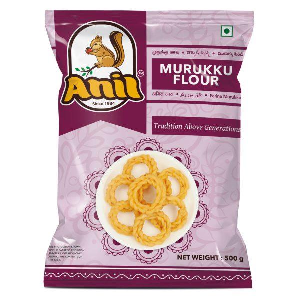 Anil Foods-MURUKKU FLOUR-500GM