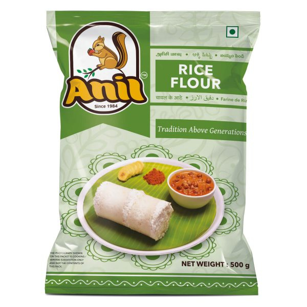 Anil Foods-RICE FLOUR-500GM