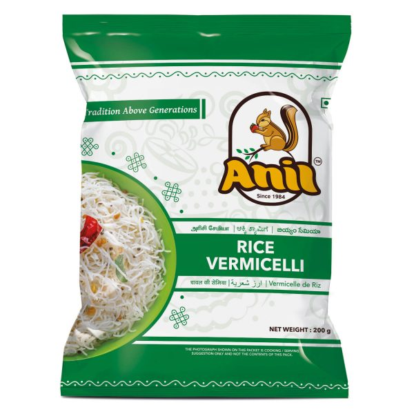 Anil Foods-RICE VERMICELLI-200GM