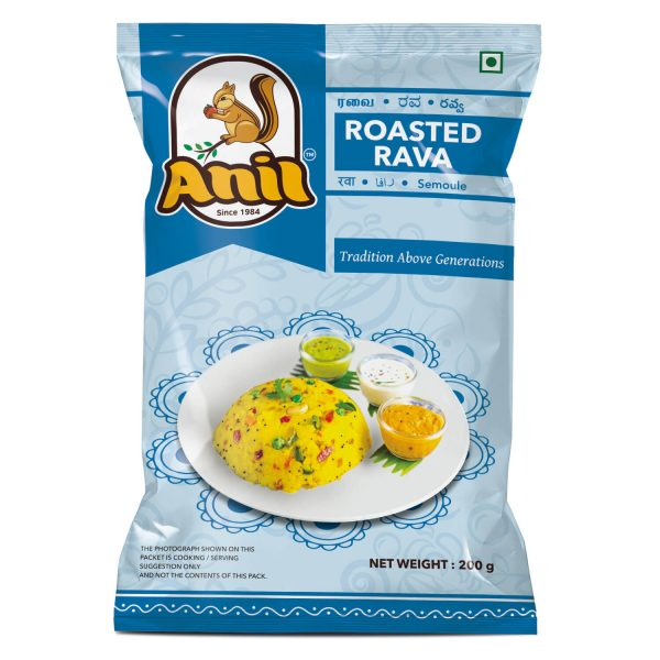 Anil Foods-RAVAI-200GM