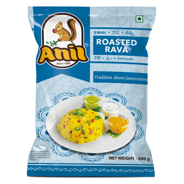 Anil Foods-RAVAI-500GM