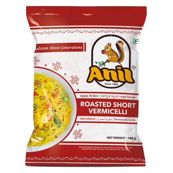 Anil Foods-Roasted Short Vermicelli 180g