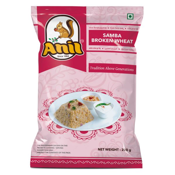 Anil Foods-SAMBA RAVAI-200GM