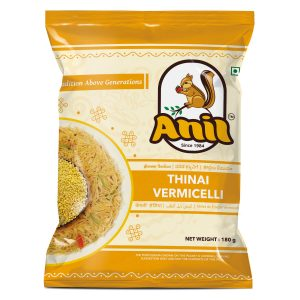 Anil Foods-THINAI VERMICELLI-180GM