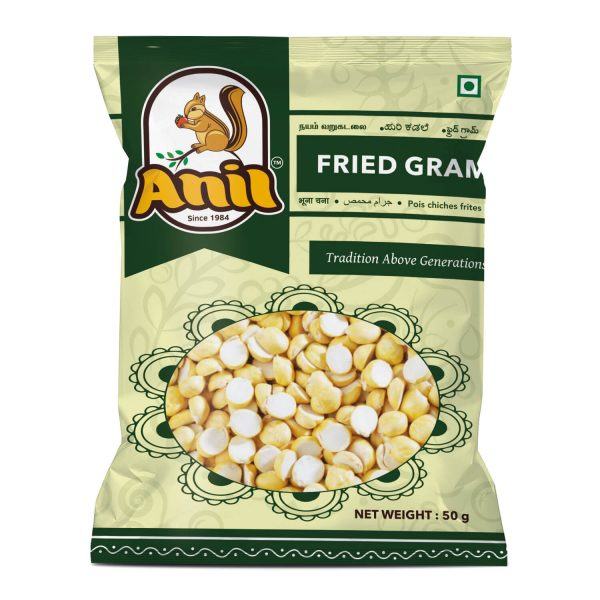 Anil Foods-FRIED GRAM SPL-50GM