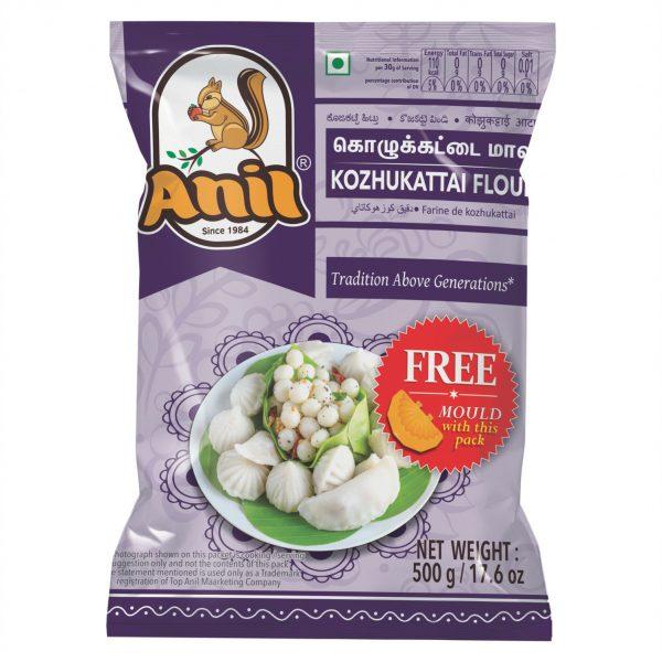 Anil Foods-KOZHUKATTAI FLOUR-500 GM