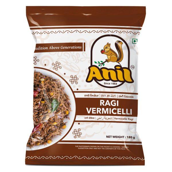 Anil Foods-RAGI VERMICELLI -180GM